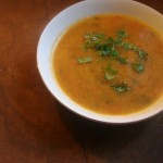 Saru / Rasam (South Indian Tomato Lentil Soup)