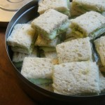 Indian Tea Sandwiches