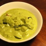 Majjige Huli (Cucumber Yogurt Curry)