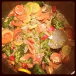 Indian Vegetable Coconut Curry