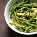 Spicy Pickled String Beans (Shimi Ka Achar)