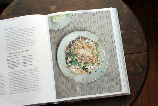 seven spoons cookbook by Tara O'Brady