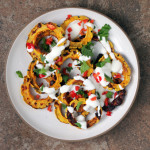 Roasted Delicata Squash Rings (Hot Chip Style)