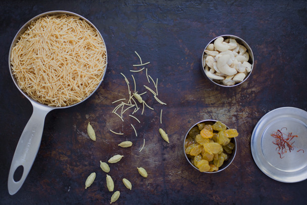 Ingredients to Make Shavige Payasa