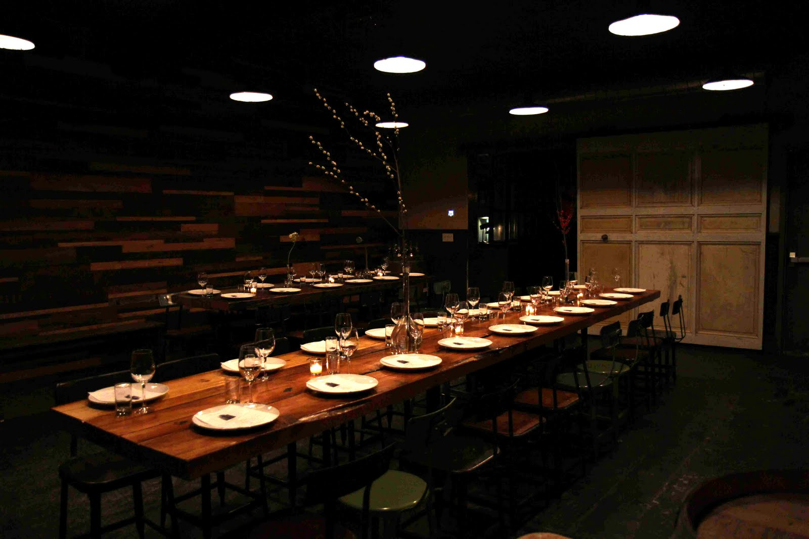 An ABCDs Supper @ Brooklyn Winery | ABCD's of Cooking