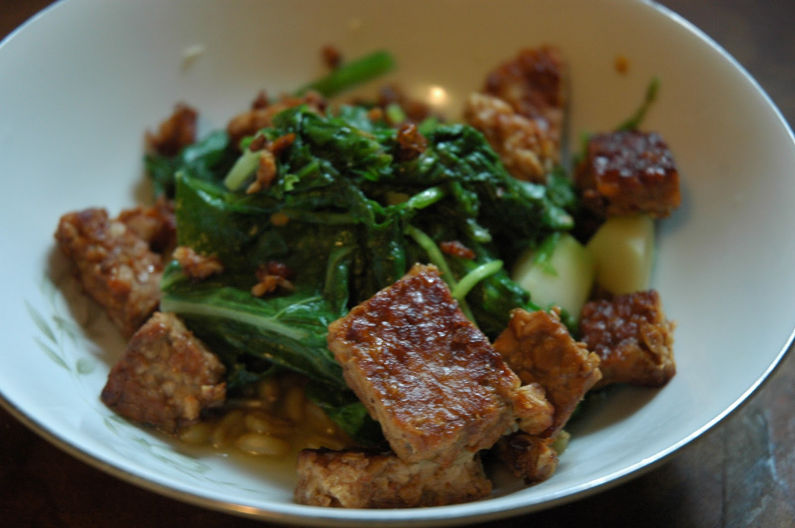 tempeh fermentation essay Vegan foods that are high in vitamin b12  fermented soy foods like tempeh and miso,  personal essay.