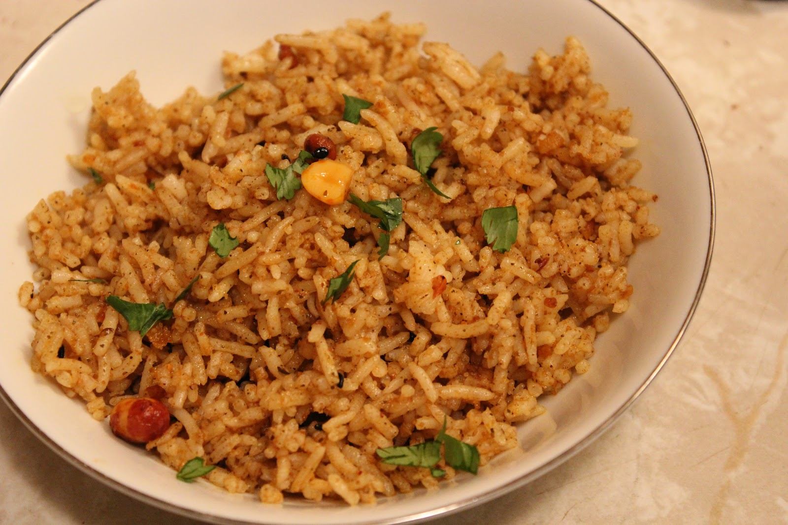 My Grandmother's Tamarind Rice | ABCD's of Cooking | ABCD's of Co...