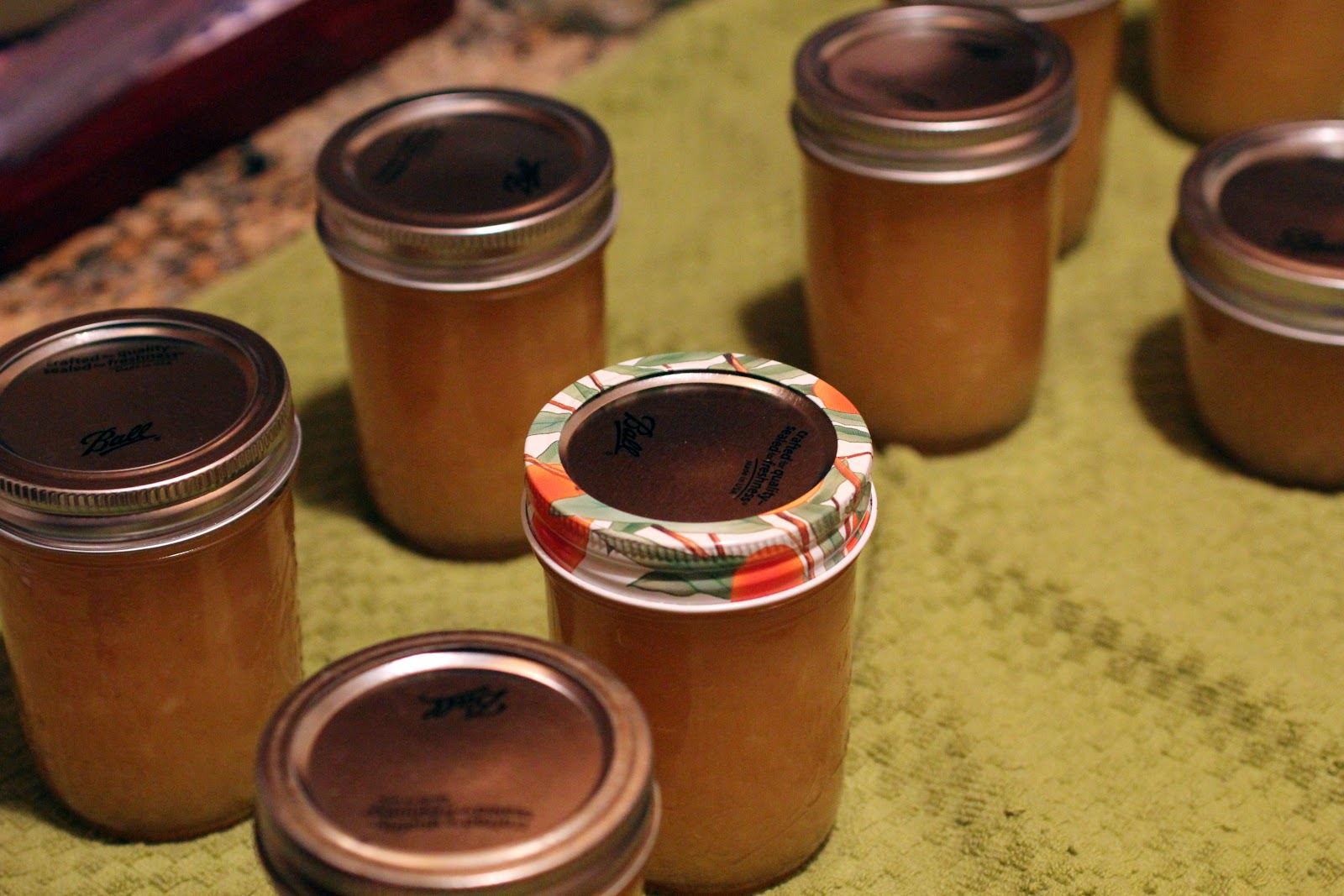 How To Can Apple Ginger Jam