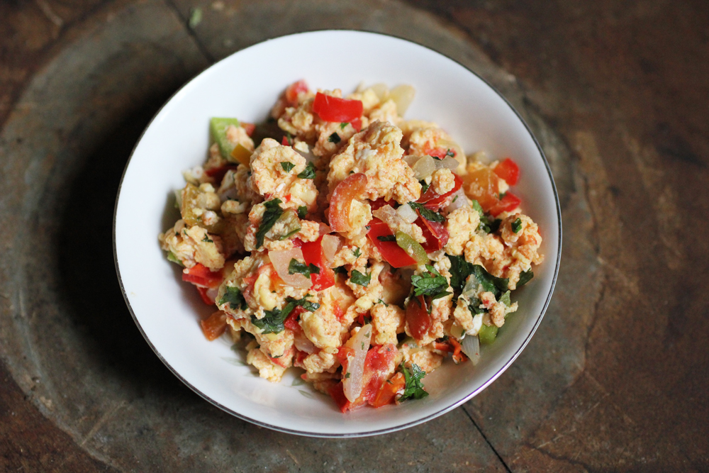 Anda Bhurji, Indian-Style Scrambled Eggs | ABCD's of Cooking | ABCD's...