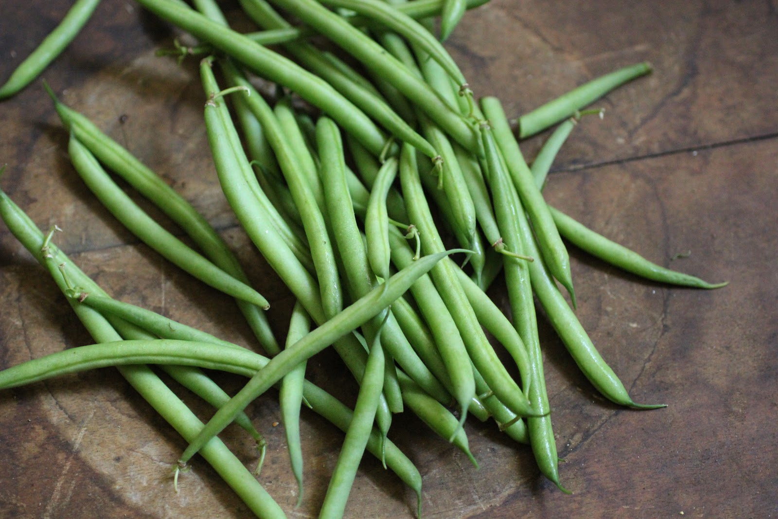 how to cook string green beans
